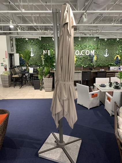 Outdoor Patio Emporium Miami OPE-5000 10x10 Umbrella
